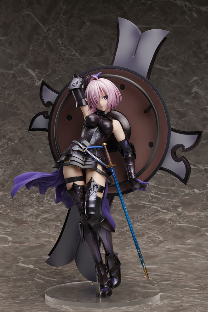 Fate / Grand Order - Shielder Mash Kyrielight Limited ver. 1/7 (Stronger) 3aqg2n10