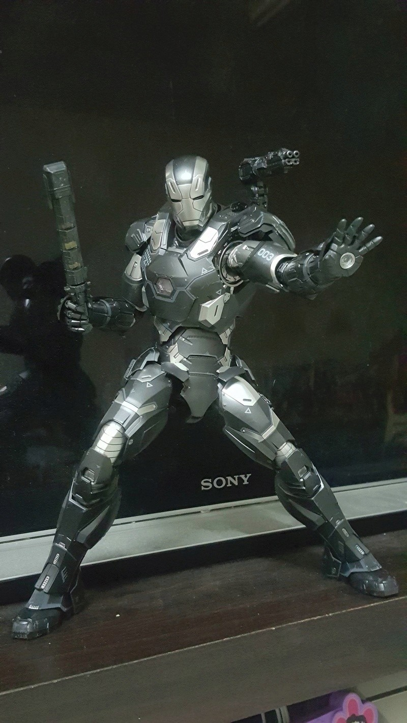 Captain America Civil War : War Machine 1/6 (Hot Toys) 3bbdxd10