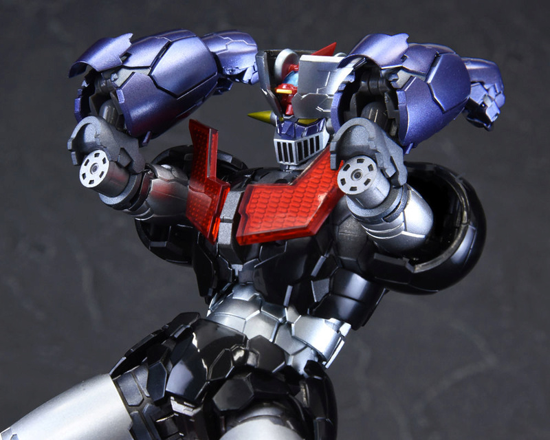 Mazinger Z Infinity - Metal Build (Bandai) 4255eb10