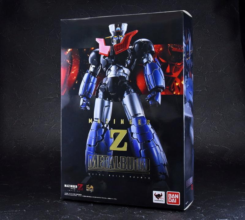 Mazinger Z Infinity - Metal Build (Bandai) 7a21df10