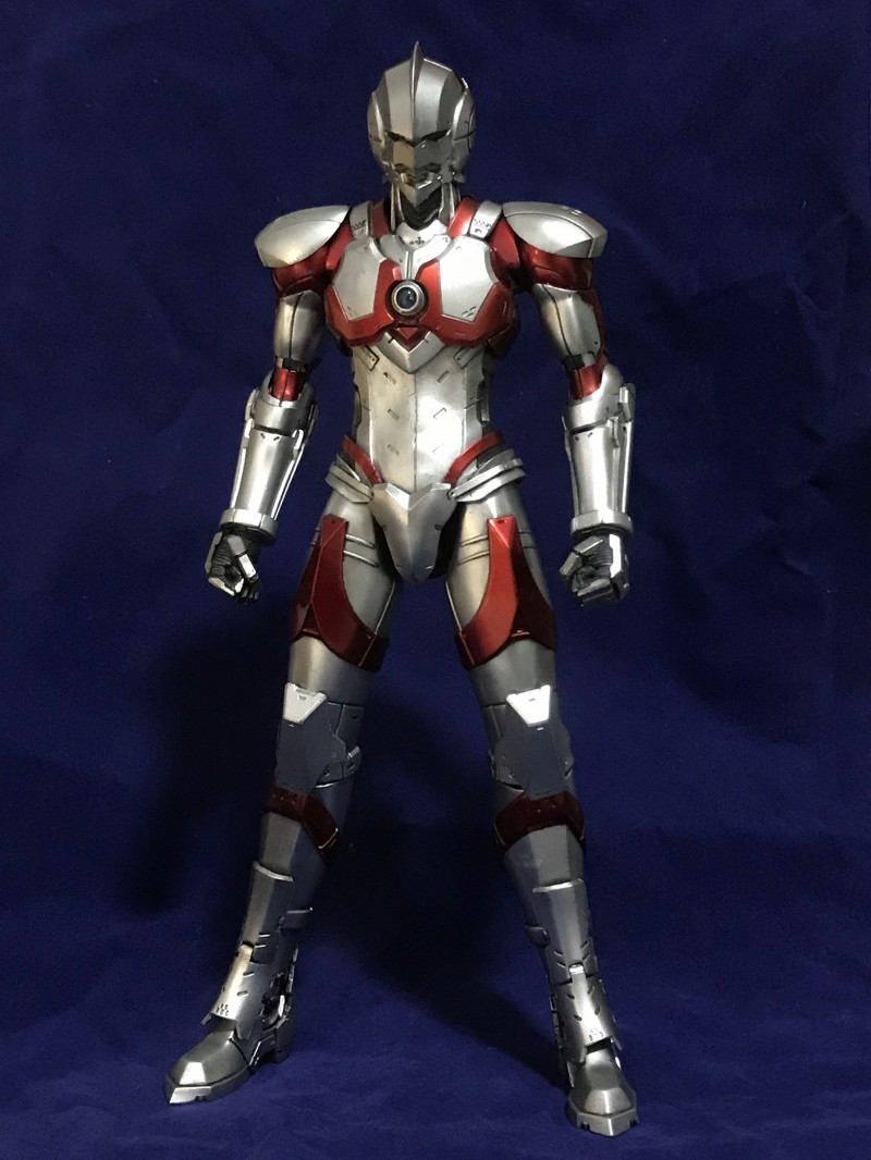 Ultraman Suit 1/6 (3A (ThreeA) Toys/threezero) 8f264710