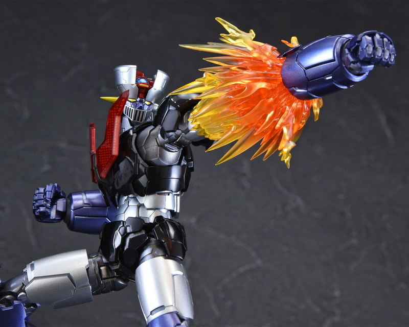 Mazinger Z Infinity - Metal Build (Bandai) 91d99c10