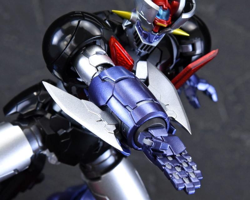 Mazinger Z Infinity - Metal Build (Bandai) B80f7a10