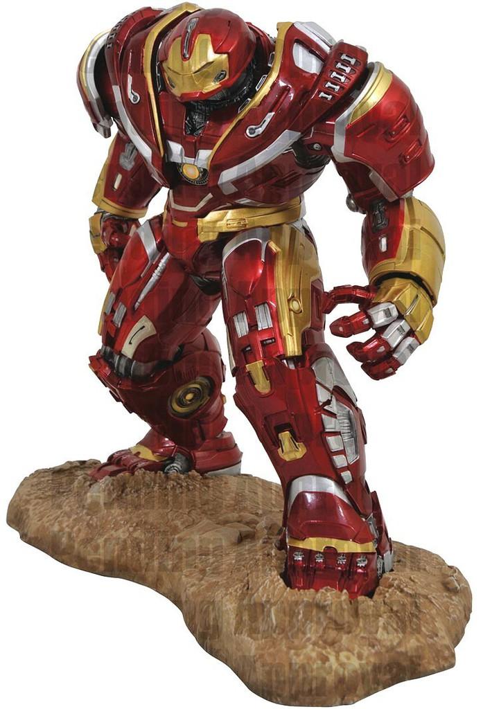 Avengers - Infinity Wars - Iron Man Hulkbuster Mark 2 () Czo2nd10
