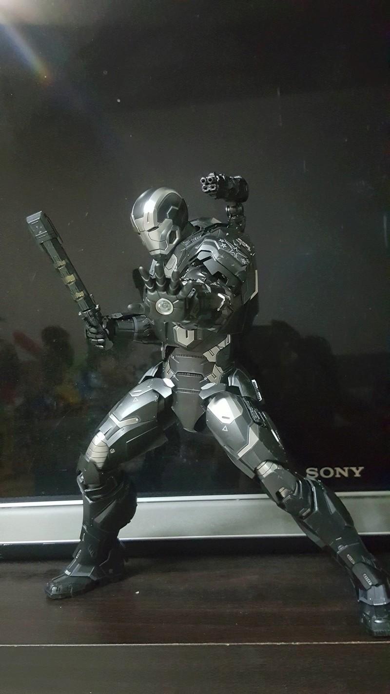 Captain America Civil War : War Machine 1/6 (Hot Toys) Dehsme10