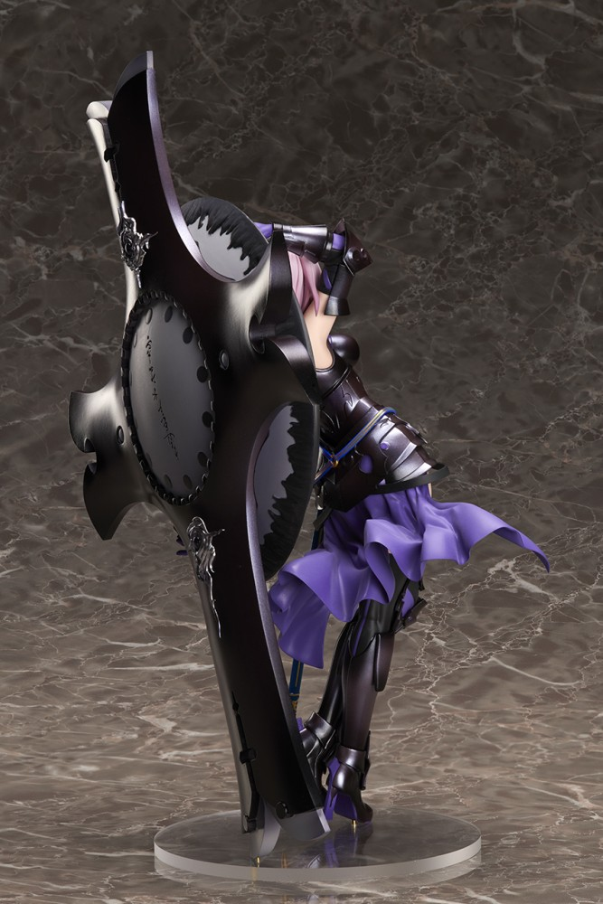 Fate / Grand Order - Shielder Mash Kyrielight Limited ver. 1/7 (Stronger) Dnftqz10