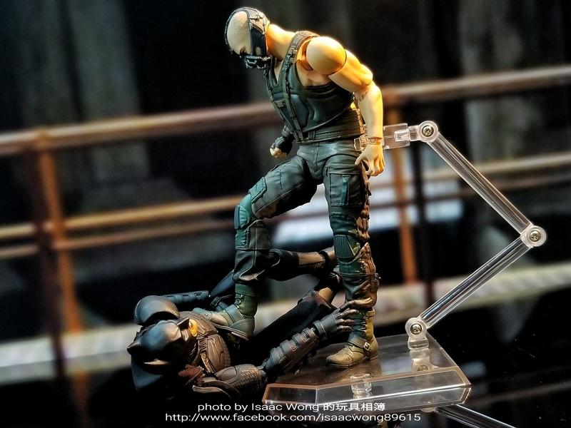 Batman The Dark Knight Rises : Bane Mafex (Medicom Toys) Dyluph10