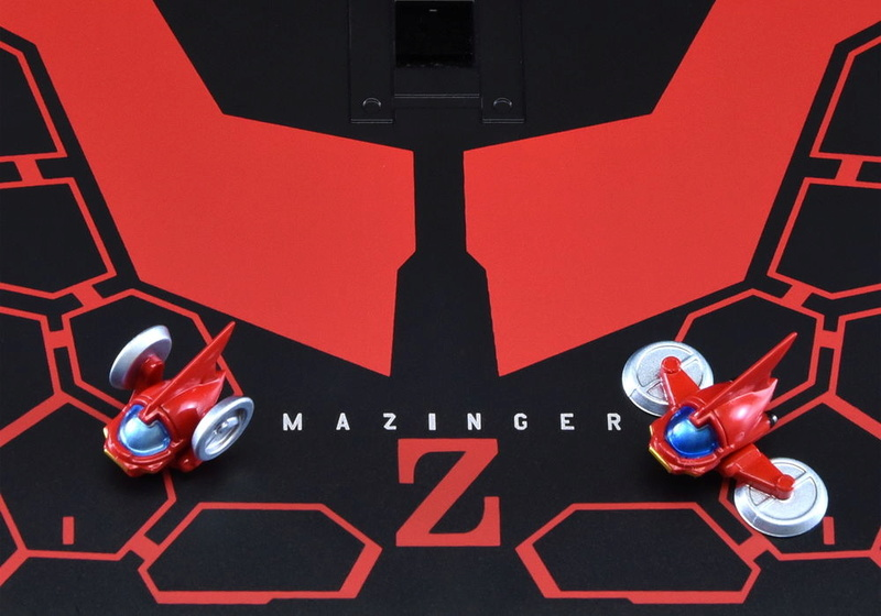 Mazinger Z Infinity - Metal Build (Bandai) Eff11a10