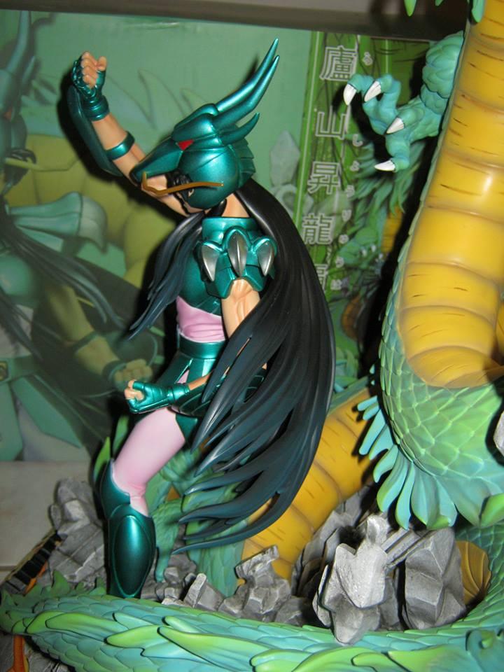 [XCEED Resin Figure Collection] Shiryu Chevalier de Bronze du Dragon V1  - Page 4 Erhckb10