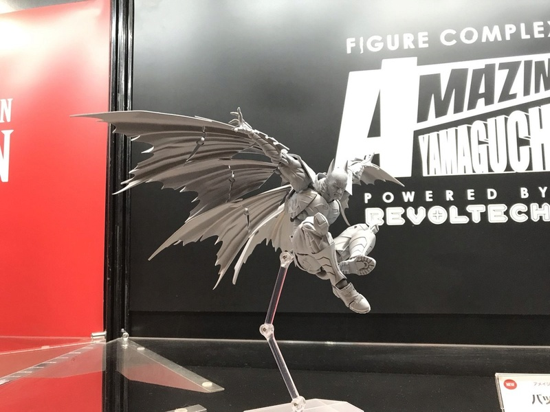 Batman - Amazing Yamaguchi - Figure Complex (Revoltech) Fgdaqe10