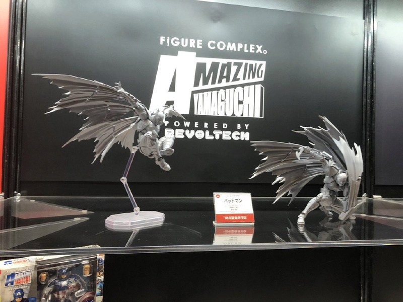 Batman - Amazing Yamaguchi - Figure Complex (Revoltech) Fy6z8n10