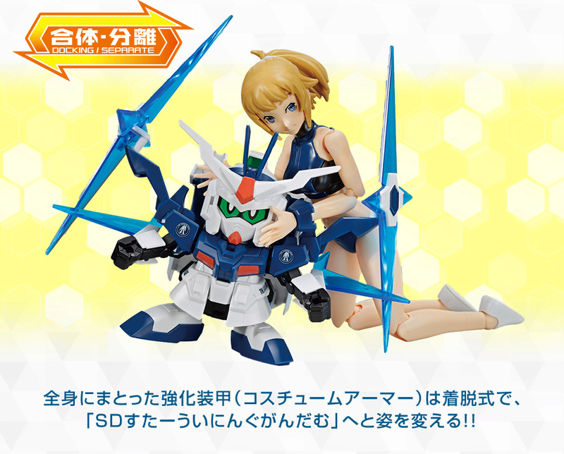 Gundam - HGBF 1/144 Gundam Build Fighters / Try (Bandai) - Page 2 Img_0511