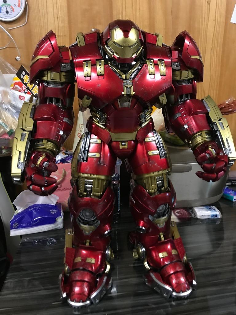 Avengers Age of Ultron - HulkBuster JackHammer Mark 44 1/6 (Hot Toys) Img_8710
