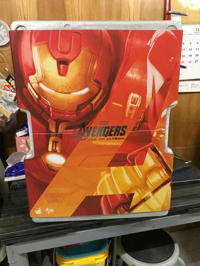 Avengers Age of Ultron - HulkBuster JackHammer Mark 44 1/6 (Hot Toys) Img_8711