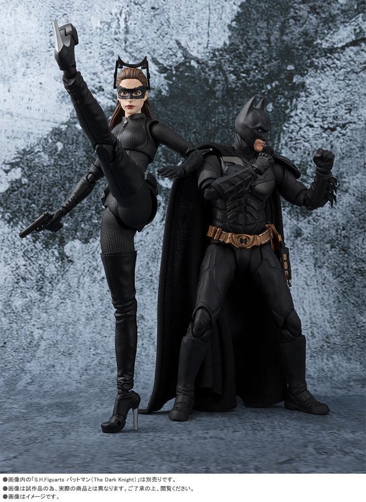 Catwoman - Batman The Dark Knigh rises - SH Figuarts (Bandai) Img_sh14
