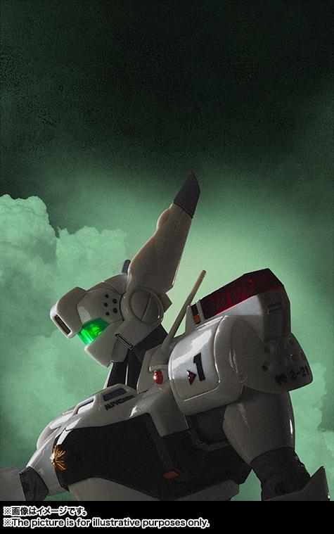 Patlabor - Robot Side Labor (Bandai) - Page 6 Item_213