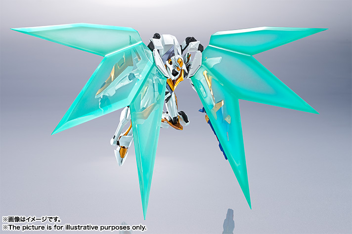 "Gundam : Code Geass - Metal Robot Side KMF ""The Robot Spirits"" (Bandai) Item_236"
