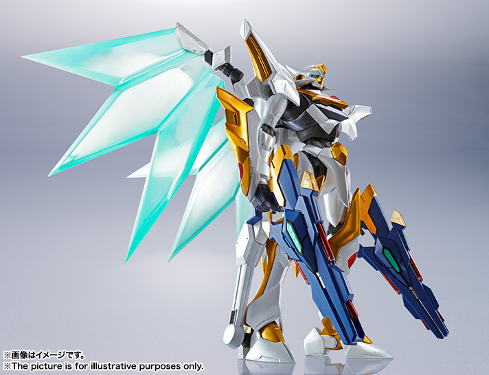 "Gundam : Code Geass - Metal Robot Side KMF ""The Robot Spirits"" (Bandai) Item_243"