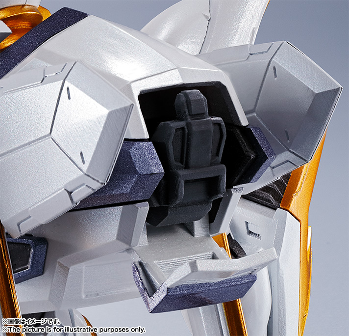 "Gundam : Code Geass - Metal Robot Side KMF ""The Robot Spirits"" (Bandai) Item_246"