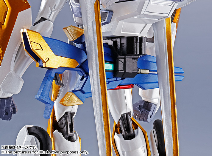 "Gundam : Code Geass - Metal Robot Side KMF ""The Robot Spirits"" (Bandai) Item_249"