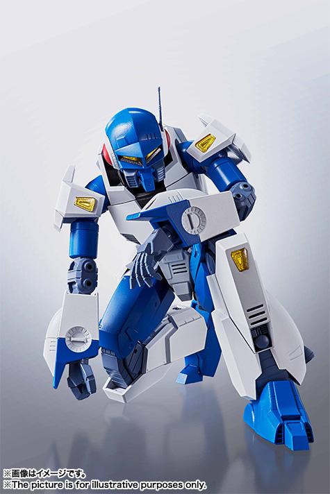 Techno Police 21C - Techroid Blader - HI-METAL R (Bandai) Item_254
