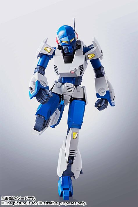 Techno Police 21C - Techroid Blader - HI-METAL R (Bandai) Item_255