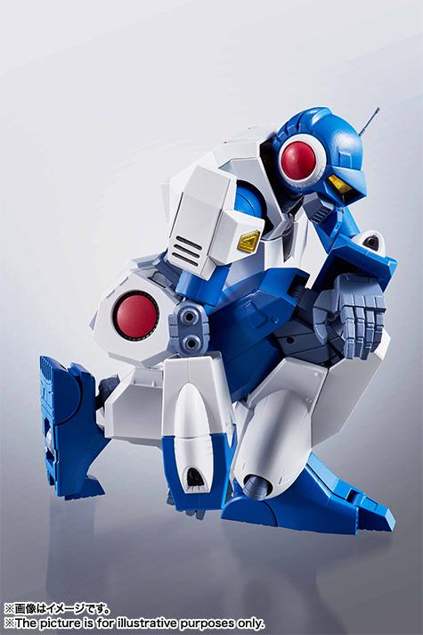 Techno Police 21C - Techroid Blader - HI-METAL R (Bandai) Item_256