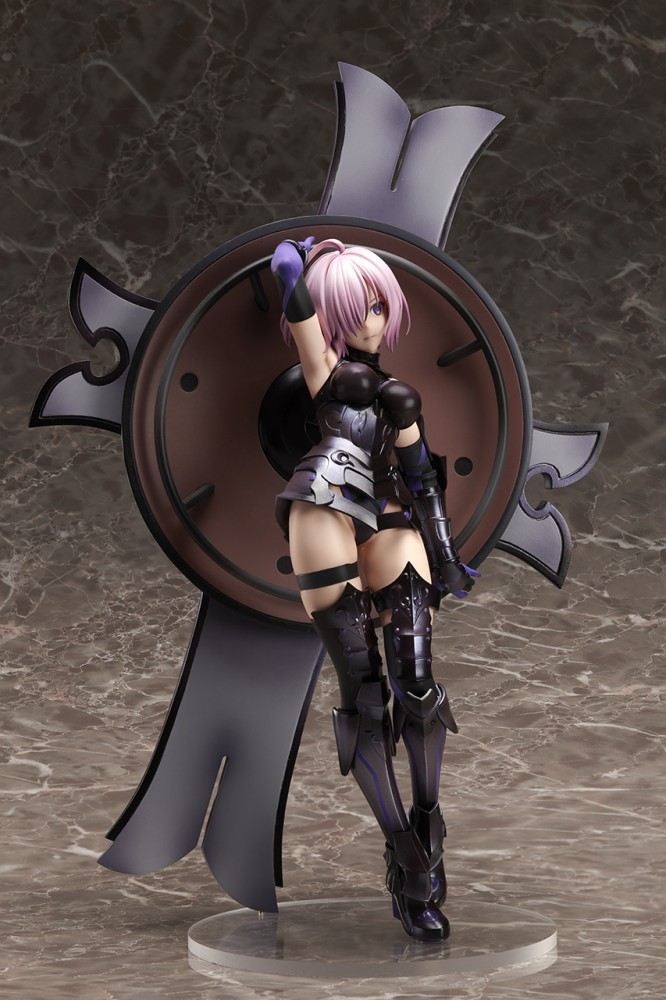 Fate / Grand Order - Shielder Mash Kyrielight Limited ver. 1/7 (Stronger) Lvnf3e10