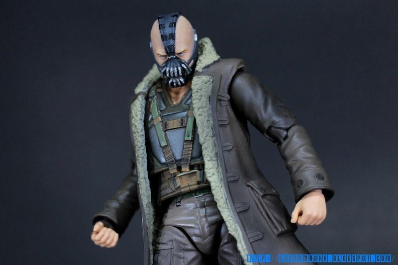 Batman The Dark Knight Rises : Bane Mafex (Medicom Toys) Mafexb10