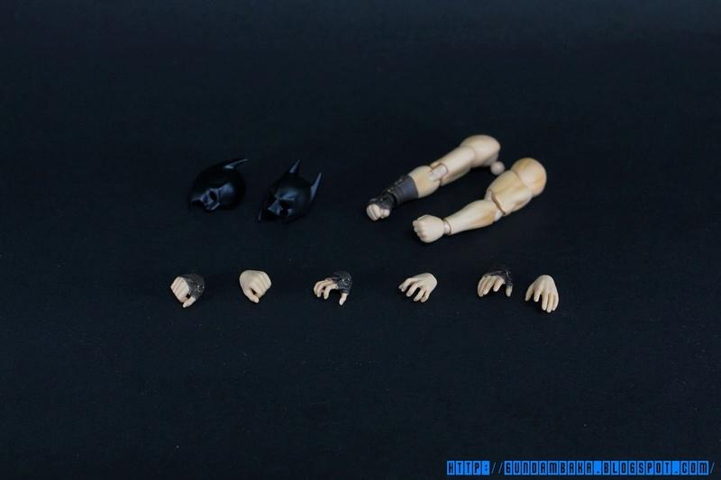 Batman The Dark Knight Rises : Bane Mafex (Medicom Toys) Mafexb11