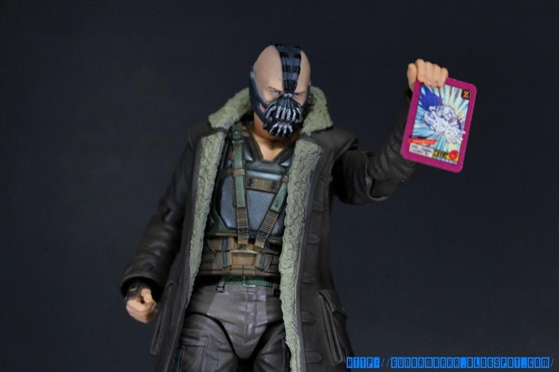 Batman The Dark Knight Rises : Bane Mafex (Medicom Toys) Mafexb13