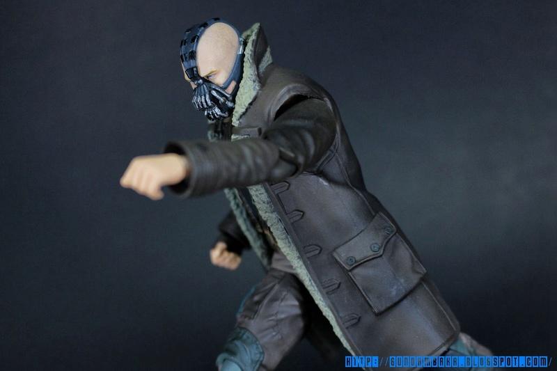 Batman The Dark Knight Rises : Bane Mafex (Medicom Toys) Mafexb19