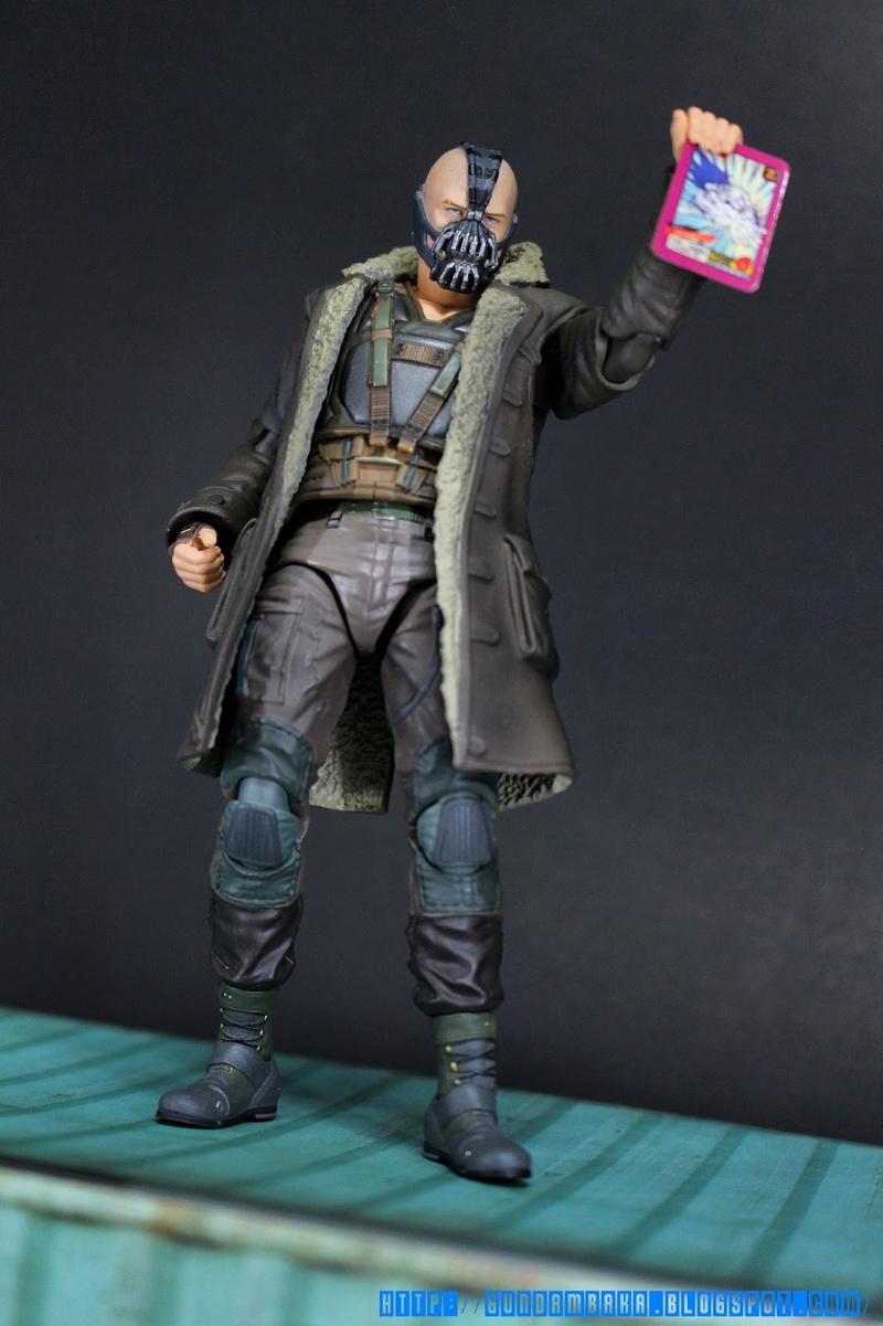 Batman The Dark Knight Rises : Bane Mafex (Medicom Toys) Mafexb21
