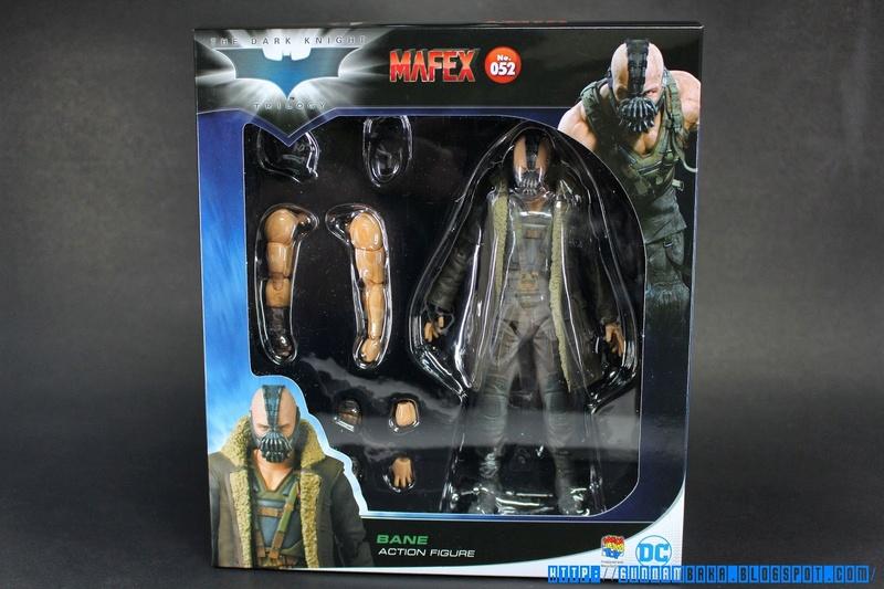 Batman The Dark Knight Rises : Bane Mafex (Medicom Toys) Mafexb23