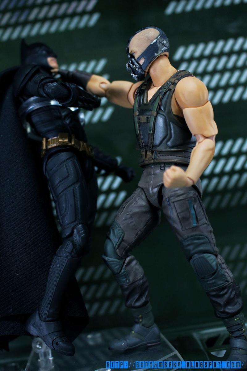 Batman The Dark Knight Rises : Bane Mafex (Medicom Toys) Mafexb27