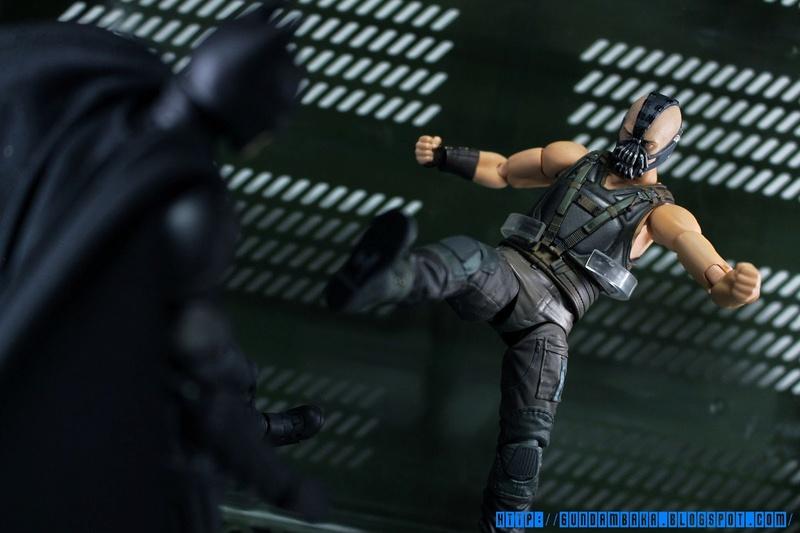 Batman The Dark Knight Rises : Bane Mafex (Medicom Toys) Mafexb28