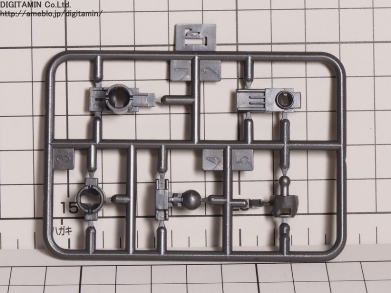 Moderoid LIGER - Model Kit Series (Good Smile Company) O0840014