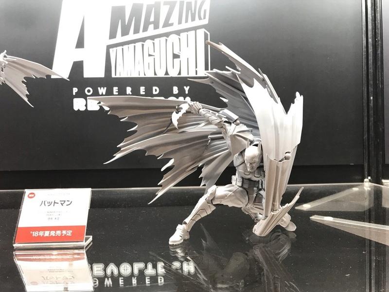 Batman - Amazing Yamaguchi - Figure Complex (Revoltech) Qply5t10