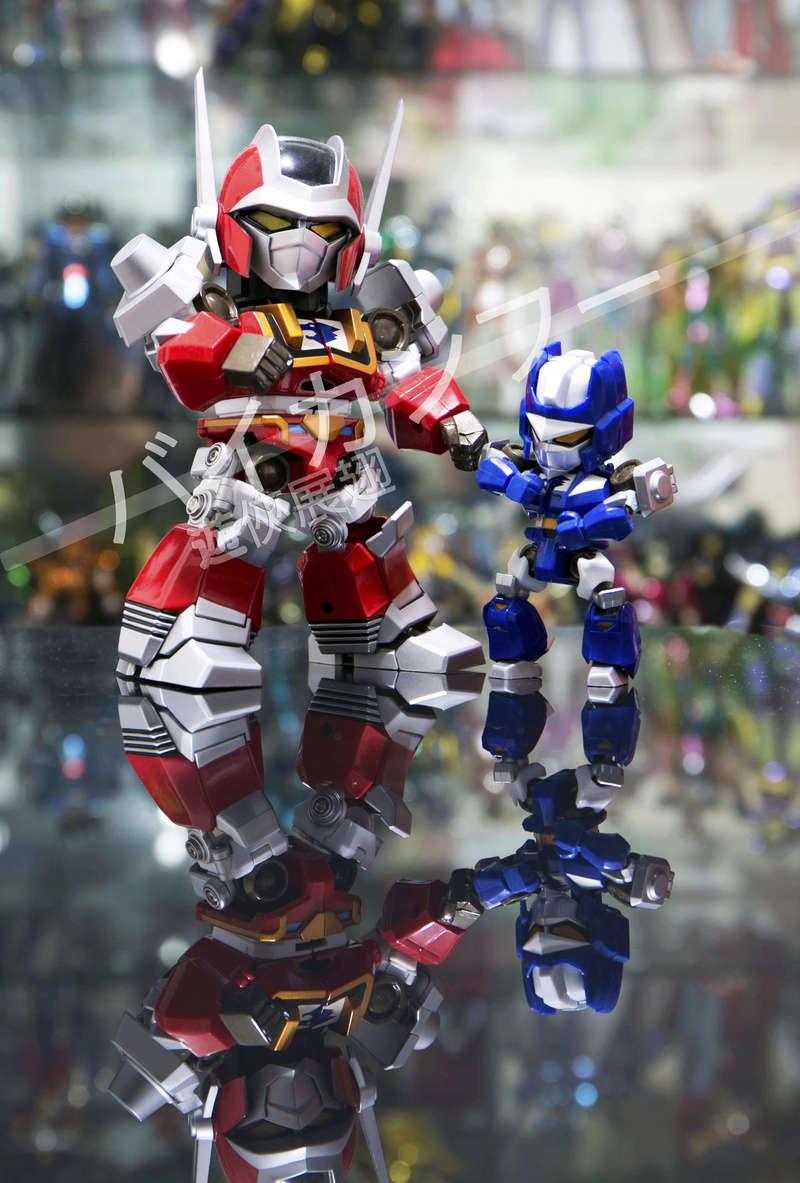 ES Gokin Series 07 Baikanfu - La Revanche des Gobots (Action Toys) Smhkk310