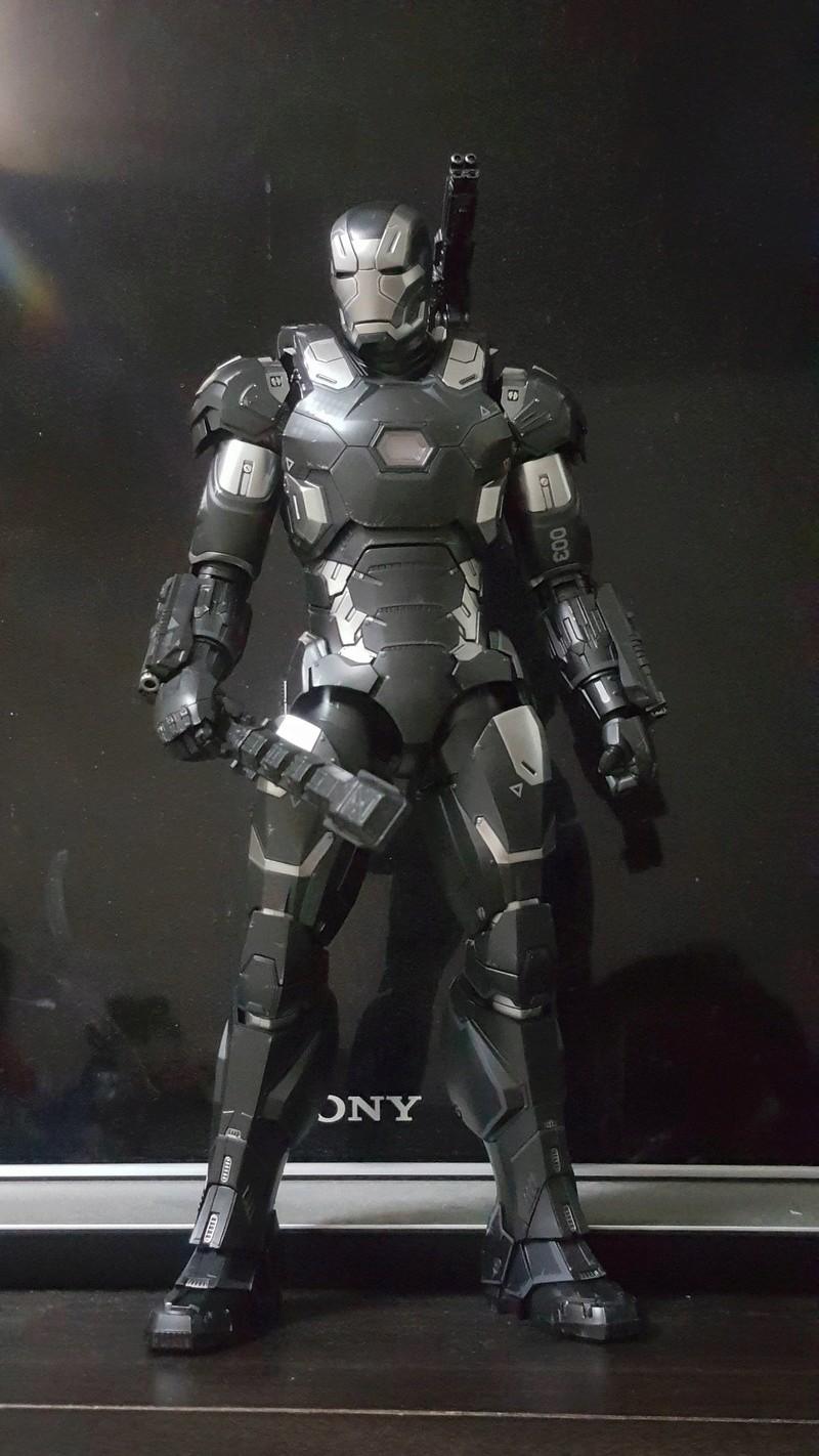 Captain America Civil War : War Machine 1/6 (Hot Toys) Vijowu10
