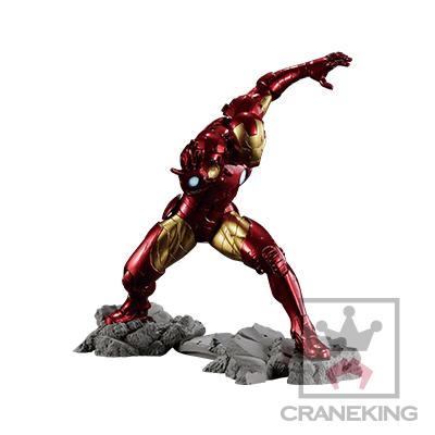 Iron Man - Luxury Block (Banpresto) Vz8tio10