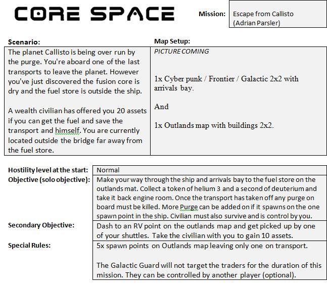 Mission 2: Escape from Callisto  (Adrian Parsler) Missio11