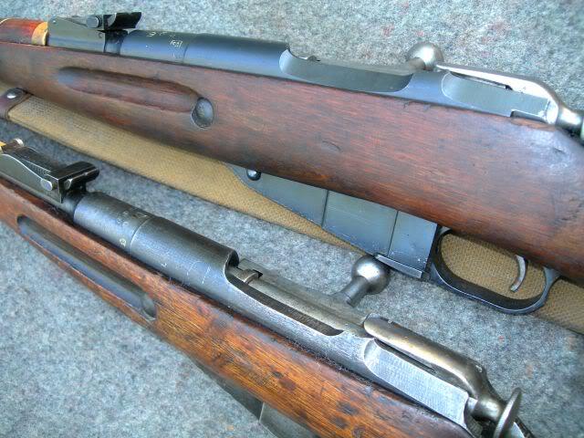 mosin nagant sniper 91/30 pu 1941fi10