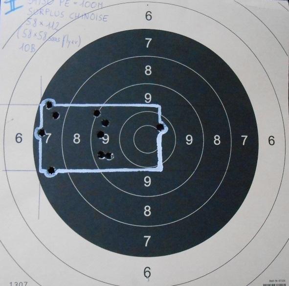 Vos C50 à 100 mètres en VISEE METALLIQUE - Page 3 Dscn0911