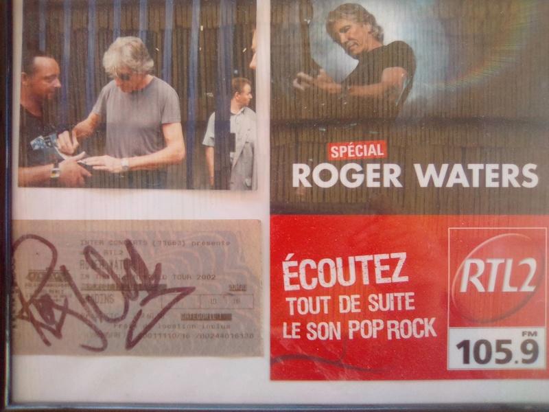 Pink Floyd: vos objets sacrés et vénérés - Page 4 Waters10
