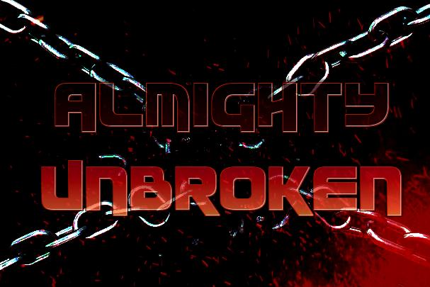 Almighty, unbroken (Quest App) Unbrok12