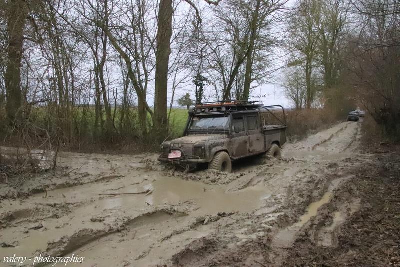 Retour Télévie 4X4 Beaumont-Thirimont samedi 10 mars 2018 29389311