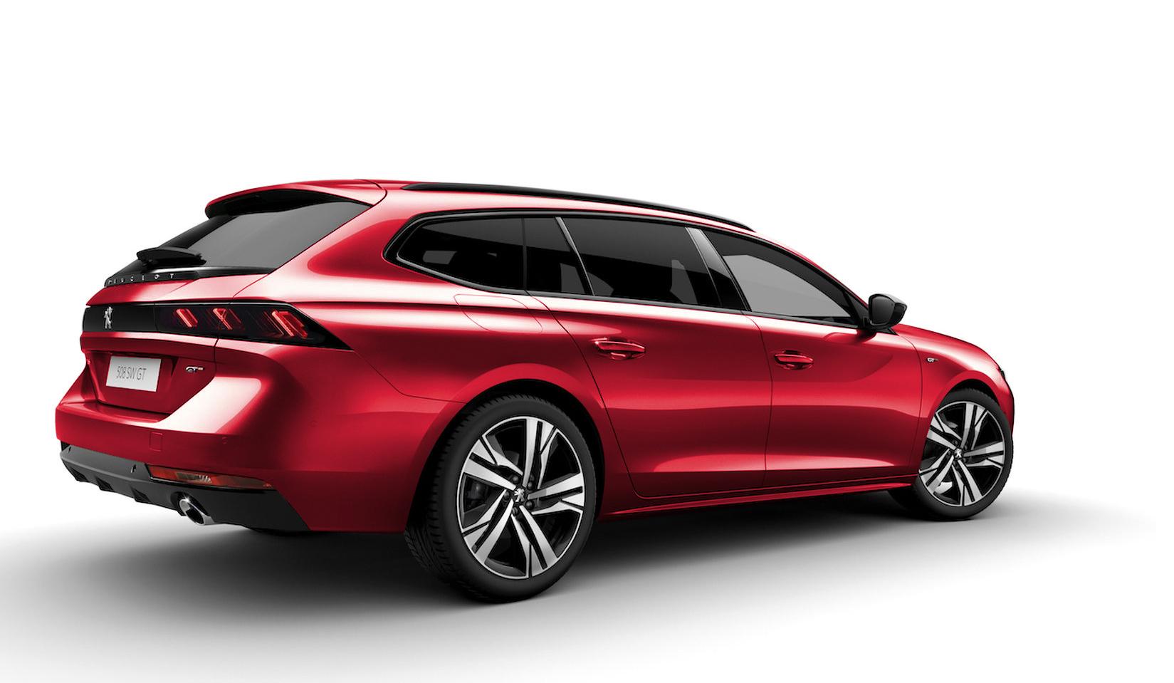 2018 - [Peugeot] 508 II SW - Page 10 508rou10
