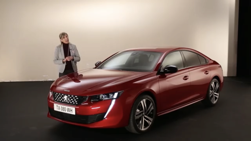2018- [Peugeot] 508 II [R82/R83] B8504a10