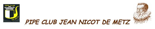 Pipe club Jean Nicot de Metz  Logo12